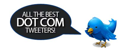 Top Domainers on Twitter