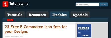 23-ecommerce-icon-sets