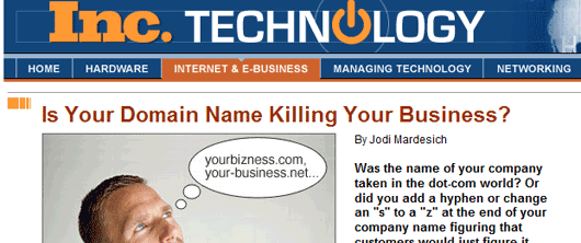 is-your-domain-killing-your-business