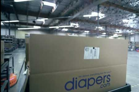Diapers.com Warehouse