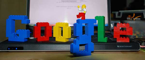 google-lego