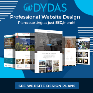 DYDAS Web Design Subscriptions Raleigh