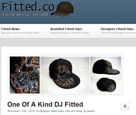 fitted.co screenshot